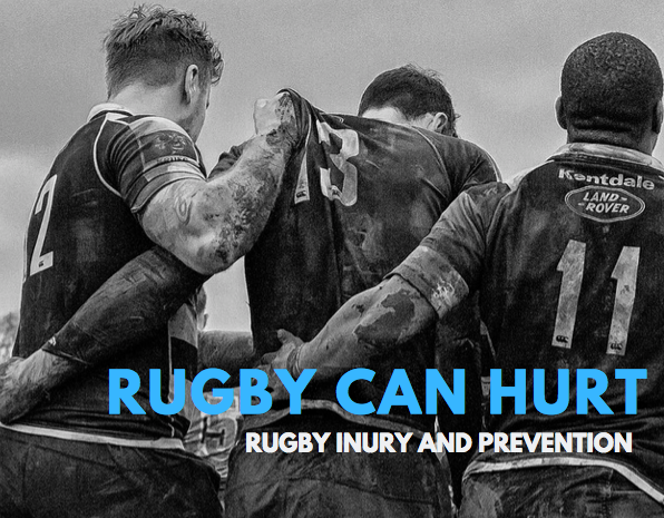 Rugby can Hurt