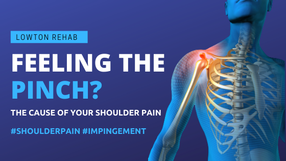 Feeling the Pinch? Whats causing your shoulder pain…