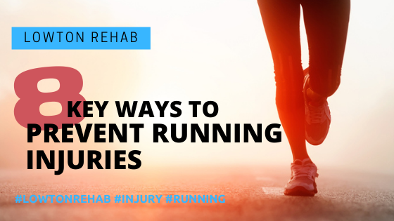 8 Key ways to prevent running injuries